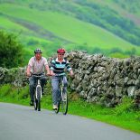 Cycling Cader Idris